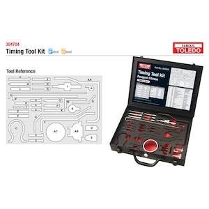 Toledo Timing Tool Kit - Citroen & Peugeot