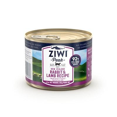 ZiwiPeak ZIWI Peak Cat Rabbit & Lamb Recipe Can 185G
