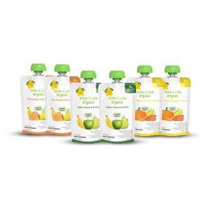 Max Biocare Little Etoile Organic Plant-Powered Bundle