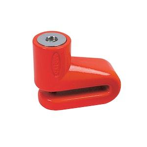 Oxford Junior Disc Lock - Orange
