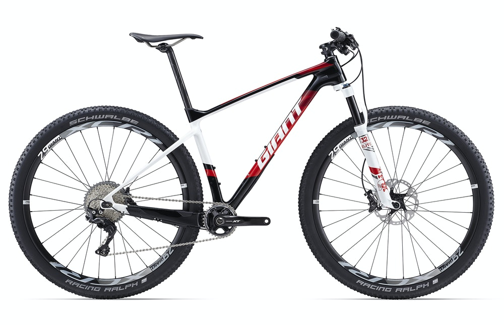 Giant Bicycles  2017 mountain bike range overview 5dd759f44