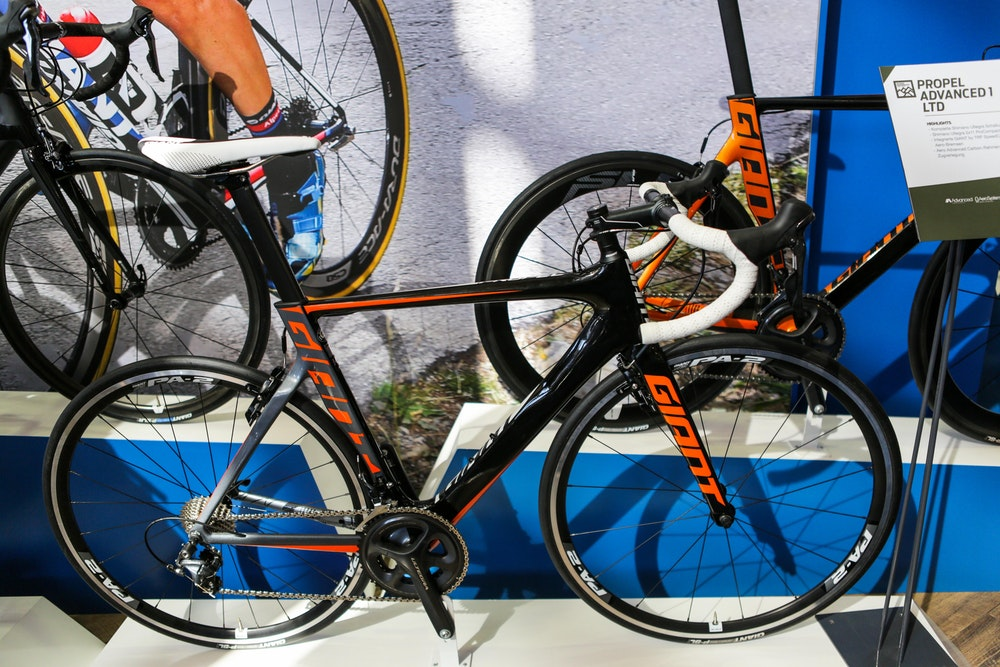 Giant Advanced 1 Propel Ltd