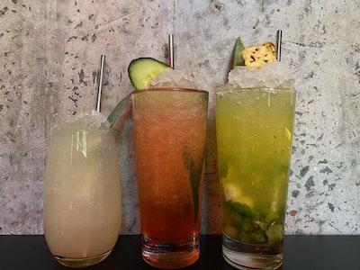 Triple Cocktail Flight