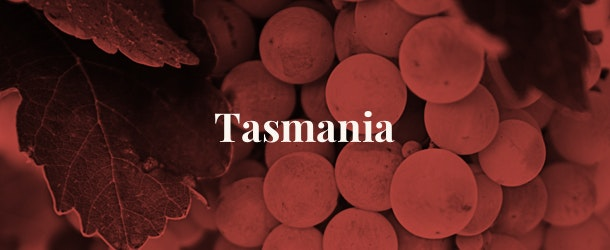 Tasmanian wine regions