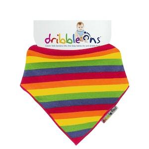 Sock Ons DRIBBLE ONS Rainbow