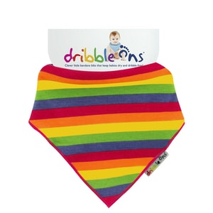 Sock Ons DRIBBLE ONS Rainbow