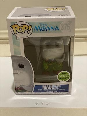 Maui #376 (Shark) - Moana