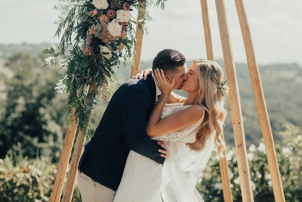 Michelle Shannon Byron Bay Celebrant Wedding Josephine Lee Photography