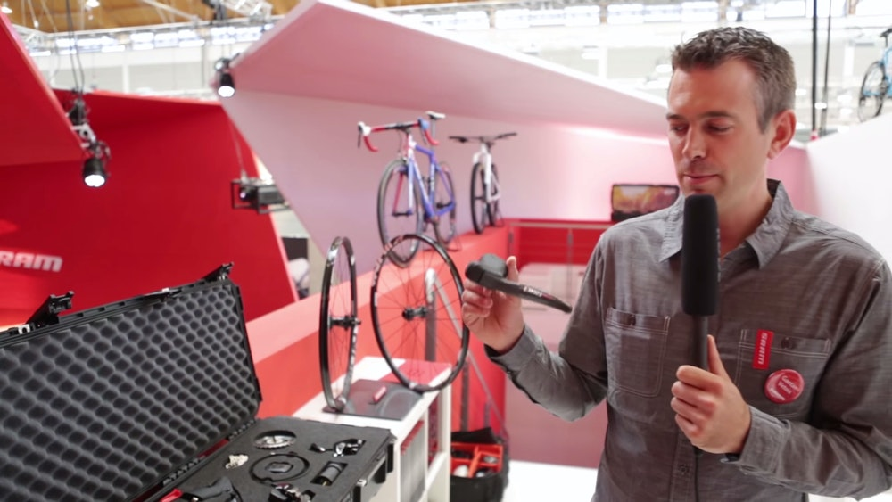 sram red etap interview