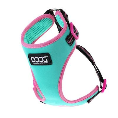 Doog Neoflex Dog Harness Rin Tin Tin Neon