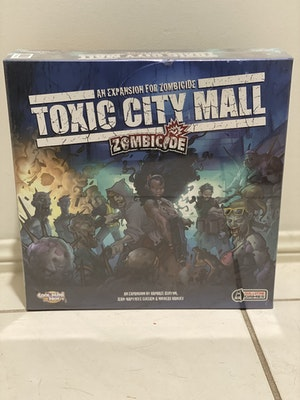 Zombicide Toxic City - NEW and Still in Plastic
