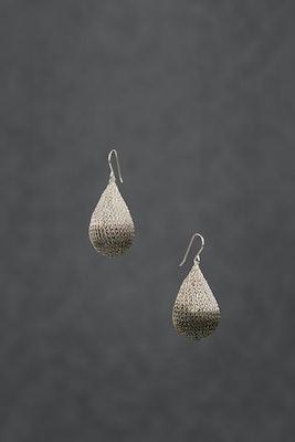 PAMdesigned Oxidised Silver Plated Wire Earrings - Reina Earrings 2020