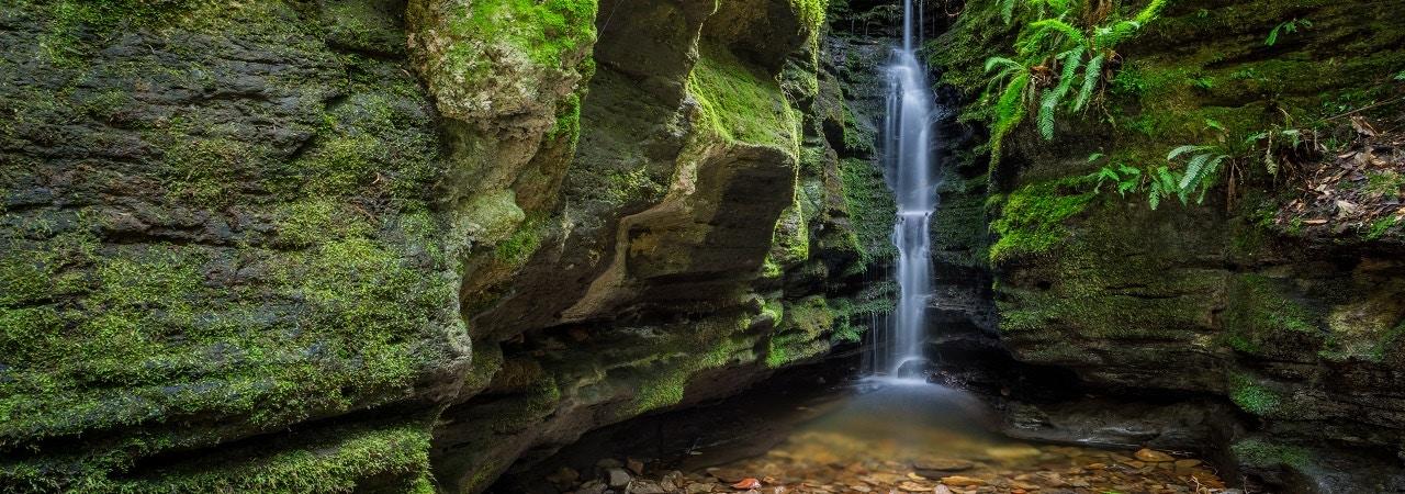 Waterfalls of Tasmania