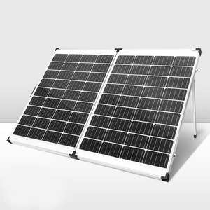 300W 12V Mono Folding Solar Panel Kit