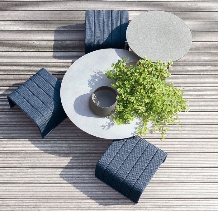 Different Styles of Outdoor Stools