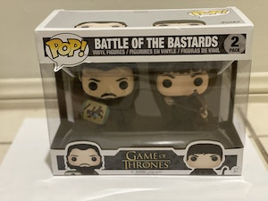 Game of Thrones Battle of the Bastards 2 Pack