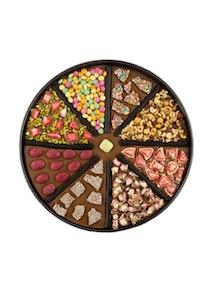 Milk Chocolate Pizza Wheel - Small