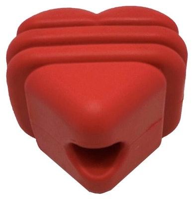 Soda Pup Love Heart Chew Toy