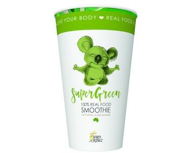 Naked Blendz Smoothies - Super Green - Box of 6