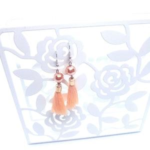 Rayhana's Store Sydney pearl tassel earring