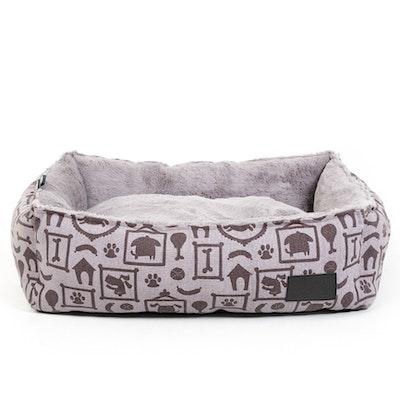 La Doggie Vita 50% OFF! ON SALE! Silhouette Square Bed