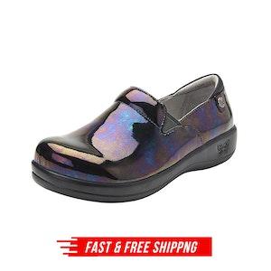 Alegria Keli Slickery Patent Professional Women's Shoes - Slickery Patent