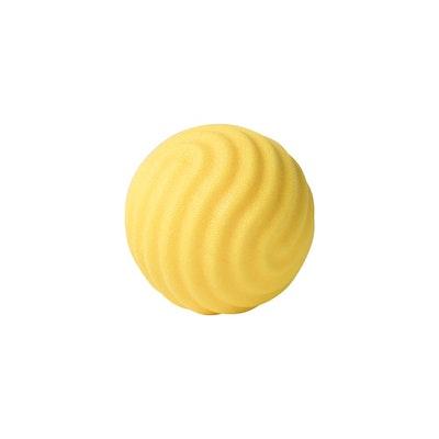 Pidan Dog Toy Ball - Wave - Yellow