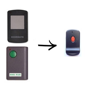 Remote Pro Doormate Compatible Remote