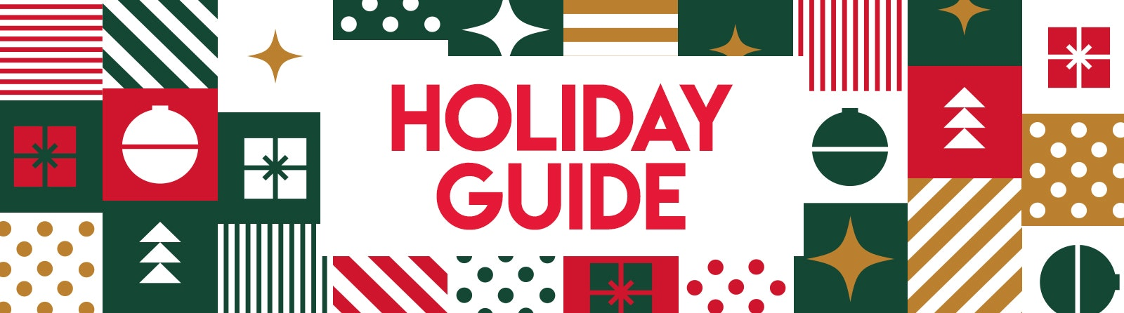 Holiday Guide banner