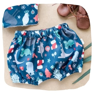 Aussie Christmas Bloomers