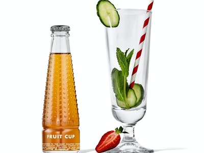 Fruit Cup Spritzed Cocktail - 4 pack