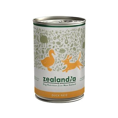 ZEALANDIA Duck Pate Dog Wet Food 385g
