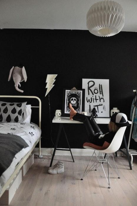 Transitional Tween Bedroom - Traveling Mama