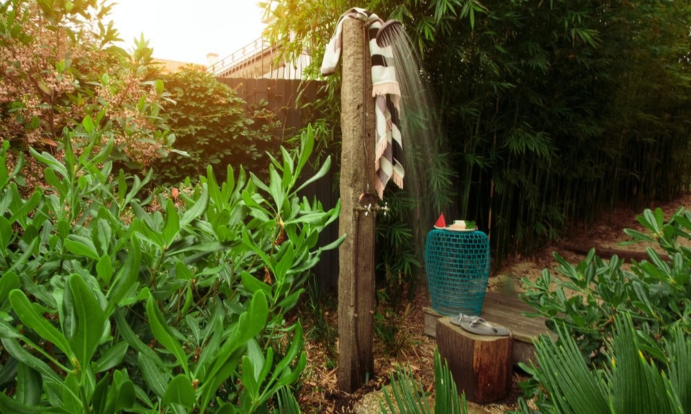 8 Reasons To Buy An Outdoor Shower