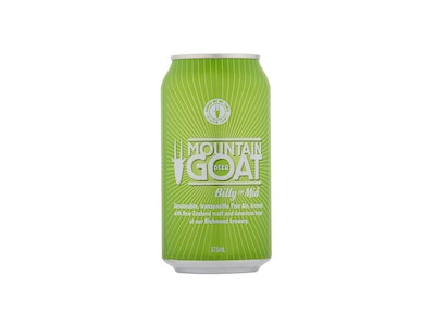 Mountain Goat Billy the Mid Pale Ale Can 375mL
