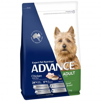 Advance Toy & Small Breed Adult Chicken & Turkey Dry Dog Food