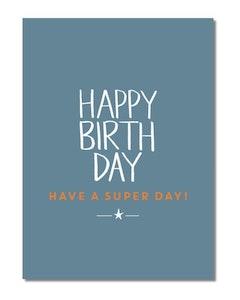 Super Birthday