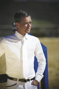 Equithème Cotton Shirt, Long Sleeves