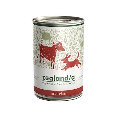 ZEALANDIA Beef Pate Dog Wet Food 385g