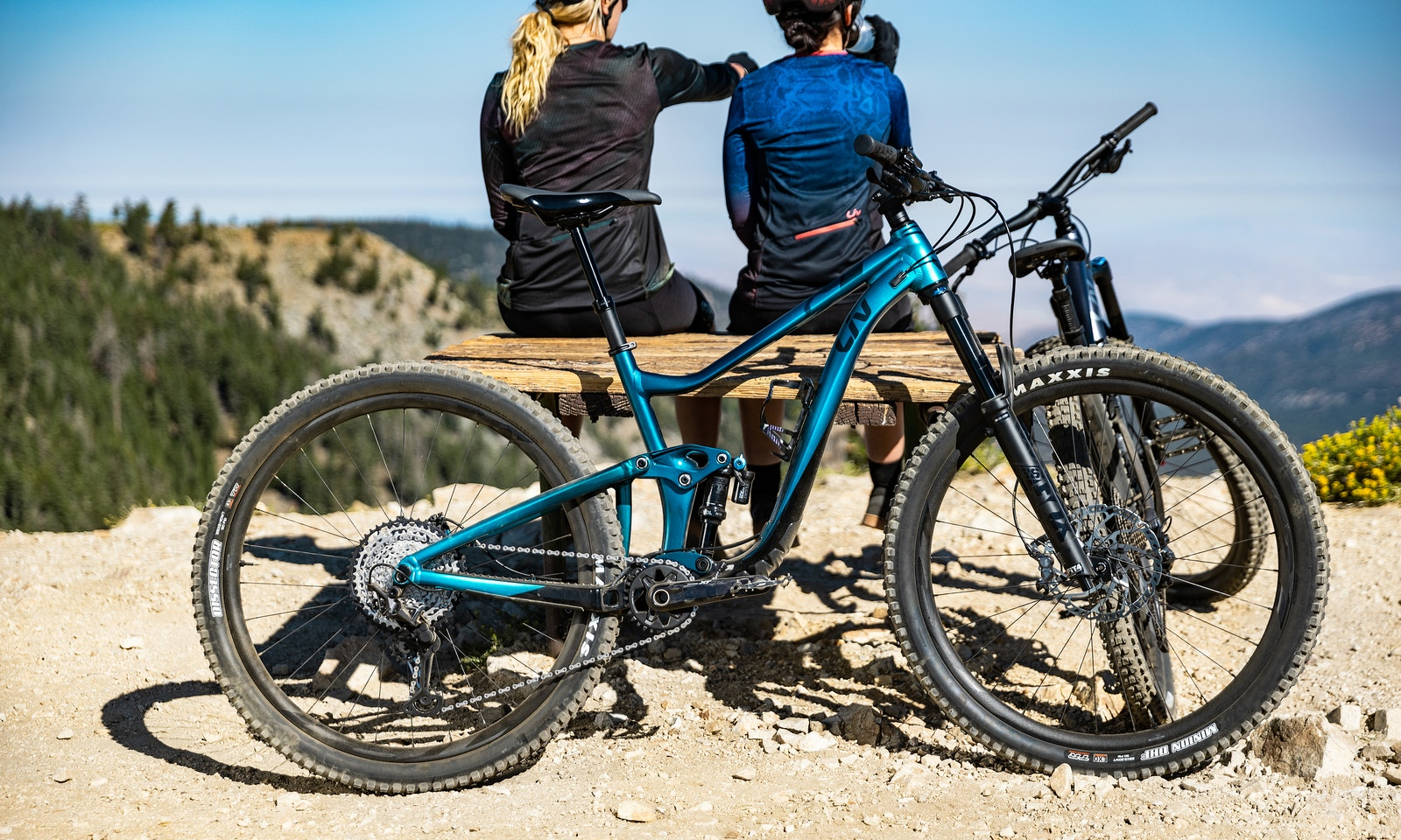 New 2021 Giant Trance X  29 and Liv Intrigue 29 Trail Mountain Bikes Explained