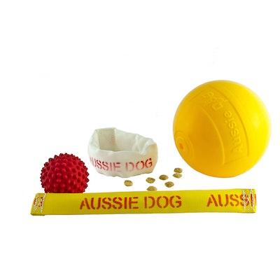 Aussie Dog Puppy Pack  Medium