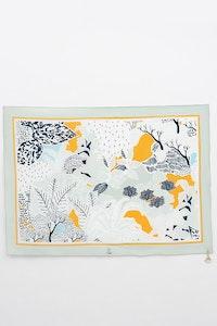 1 People Rachel Carson Silk Le Petit Scarf