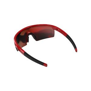 Avenger Sportsglasses Glossy Red Photochromic
