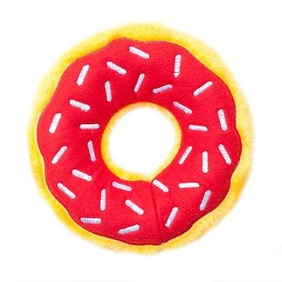 Zippy Paws Donutz - Cherry
