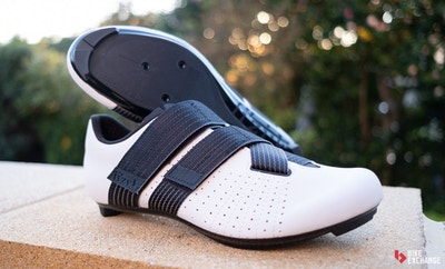 Fizik Tempo Powerstrap R5 Road Shoes  - 第一款印象