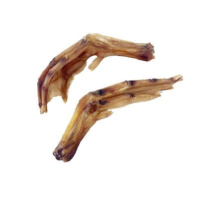 Bones & Whiskers Duck Feet 4x Pk