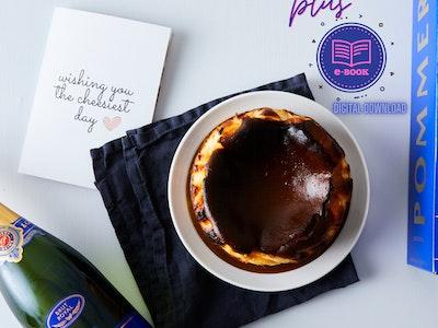 Basque Cheesecake Ultimate Birthday Box