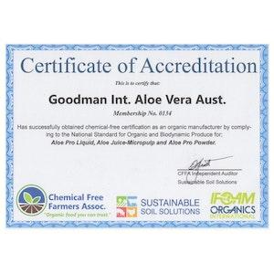 Aloe Vera Australia Skin Hair Golden Gel Skincare 375g