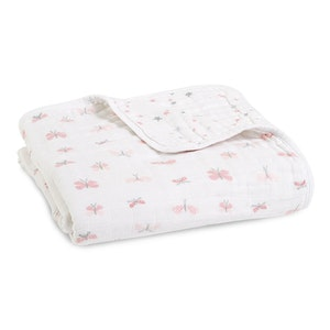 aden anais Lovely Reverie- Butterflies classic dream blanket