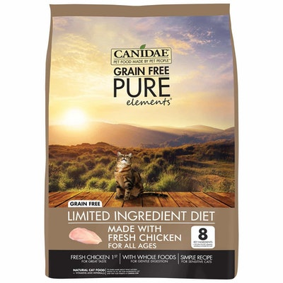 Canidae Elements Adult Chicken Dry Cat Food